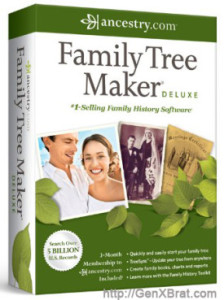 Family Tree Maker Software