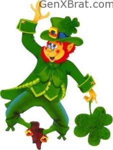 Leprechaun for St Patricks Day