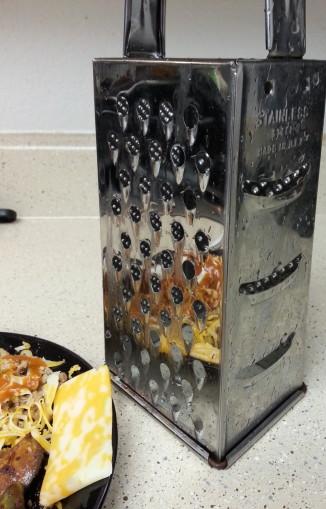 Block Cheese Shredder and Slicer