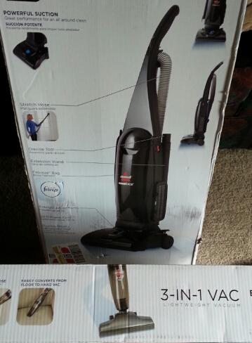 Bissel Vacuums
