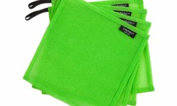 LUNATEC Odor-Free Dishcloths - fantastic for scrubbing & washing. They dry fast and never gunk up!