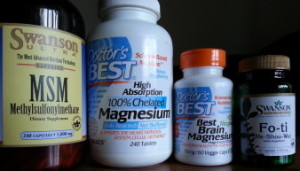 MUST Have Supplements Nighttime
