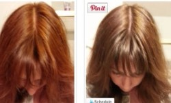 My Henna Hair Dye Experiment - Start to Finish