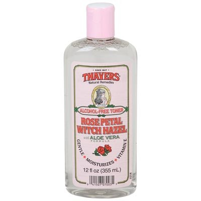 Thayers Rose Witch Hazel