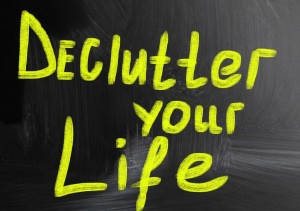 Declutter your Life and free your mind... or at least some extra space!
