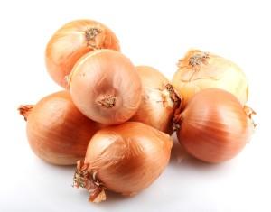 Raw Yellow Onions