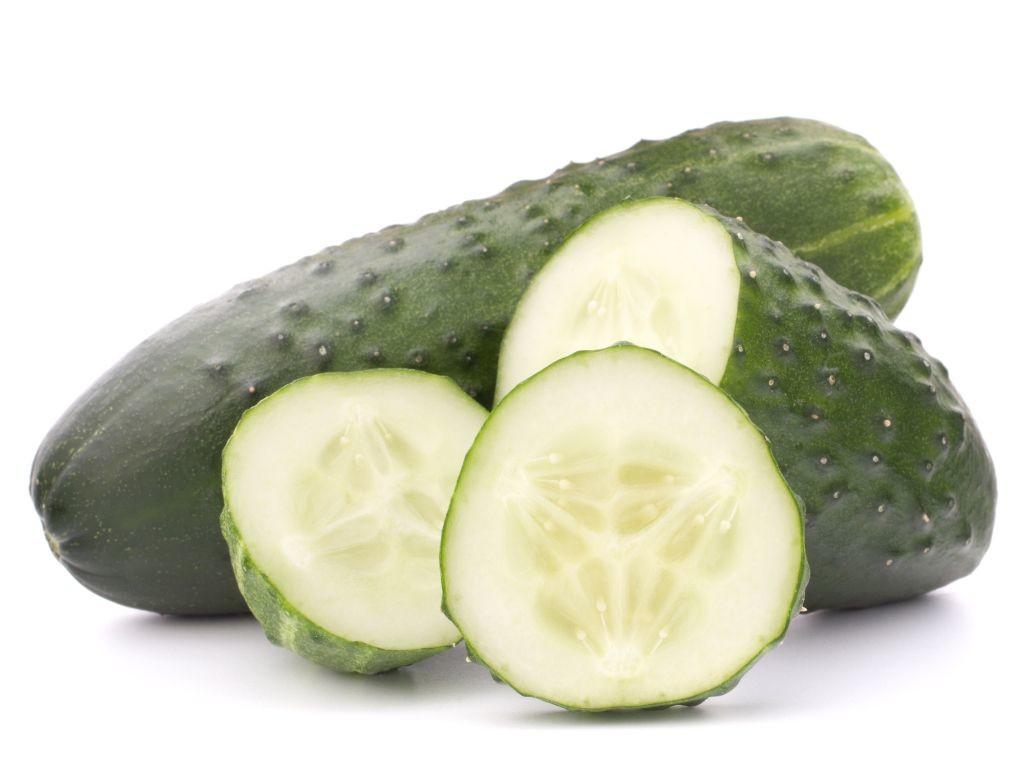 Sliced Cucumbers - One of my favorite vegetables