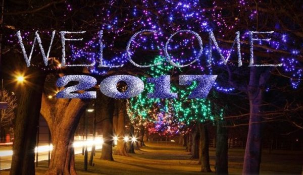 Welcome to 2017 - Its gonna be a great year!